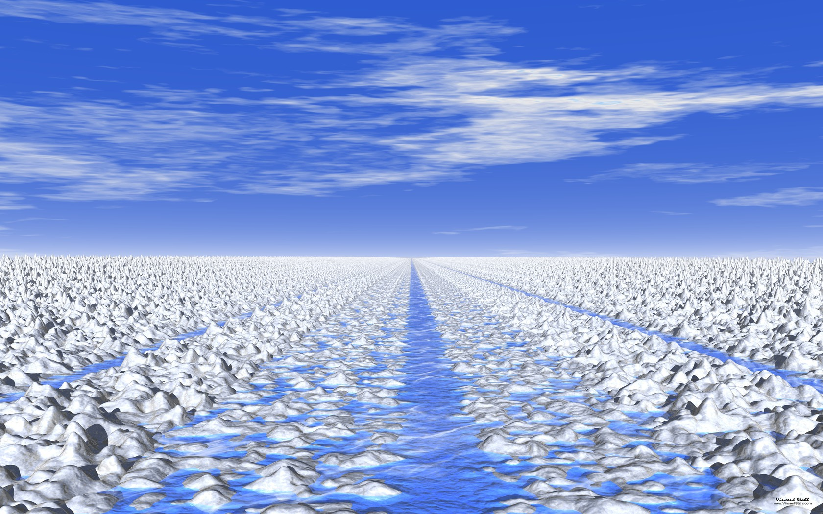 snow path wallpapers - photo #36